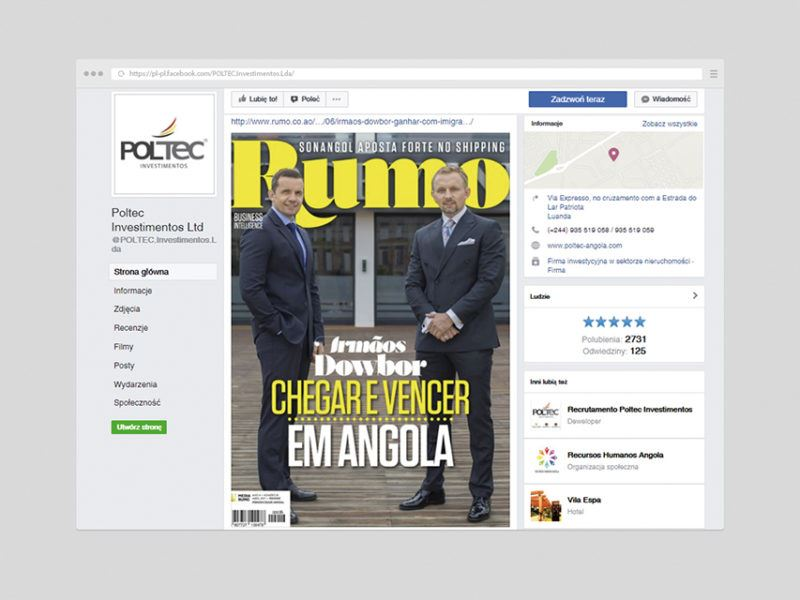 POLTEC poltec 05 STUDIO FORM | Agencja Reklamowa Warszawa