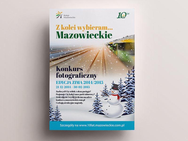 Koleje Mazowieckie portfolio 27102017 STUDIO FORM   Advertising Agency Warsaw
