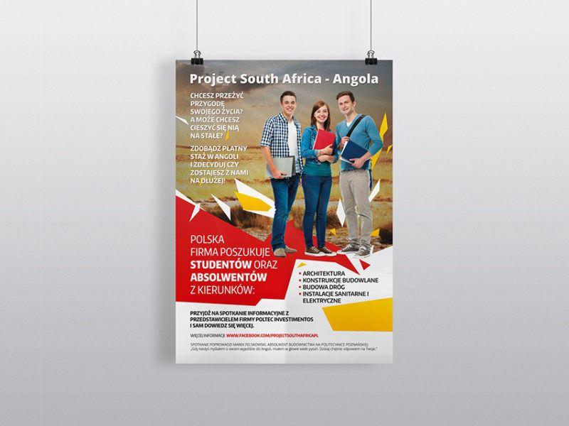 Project South Africa psa 01 STUDIO FORM | Werbeagentur Warschau