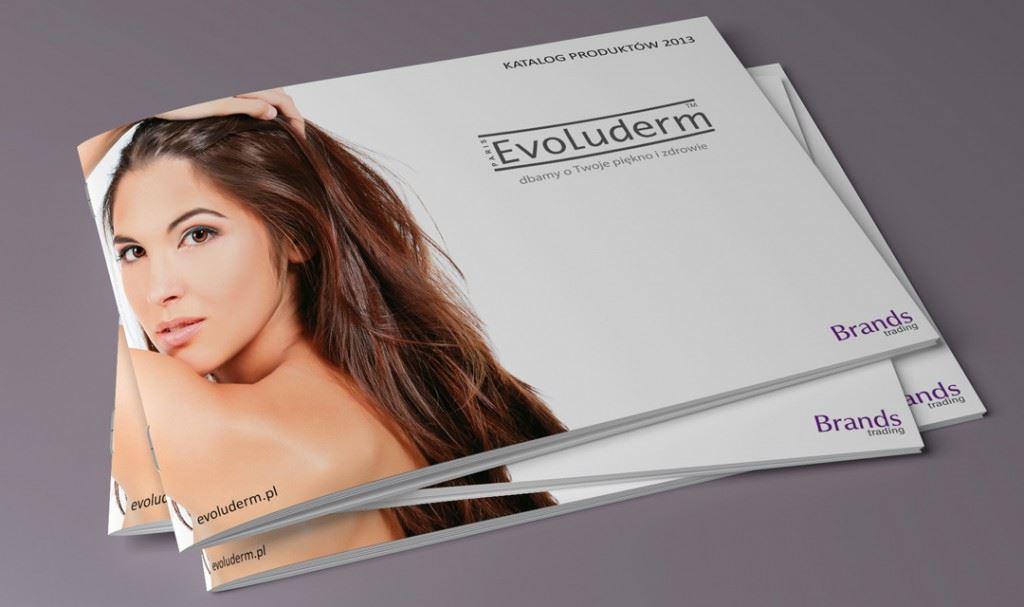 Evoluderm evoluderm 01 STUDIO FORM | Agencja Reklamowa Warszawa