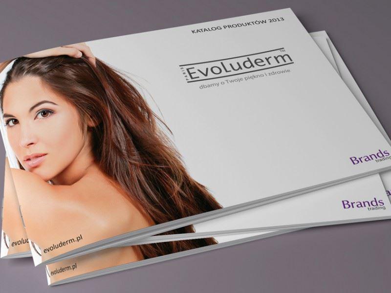 Evoluderm evoluderm 01 STUDIO FORM | Werbeagentur Warschau