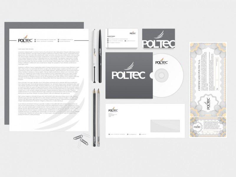 POLTEC poltec 02 STUDIO FORM | Agencja Reklamowa Warszawa