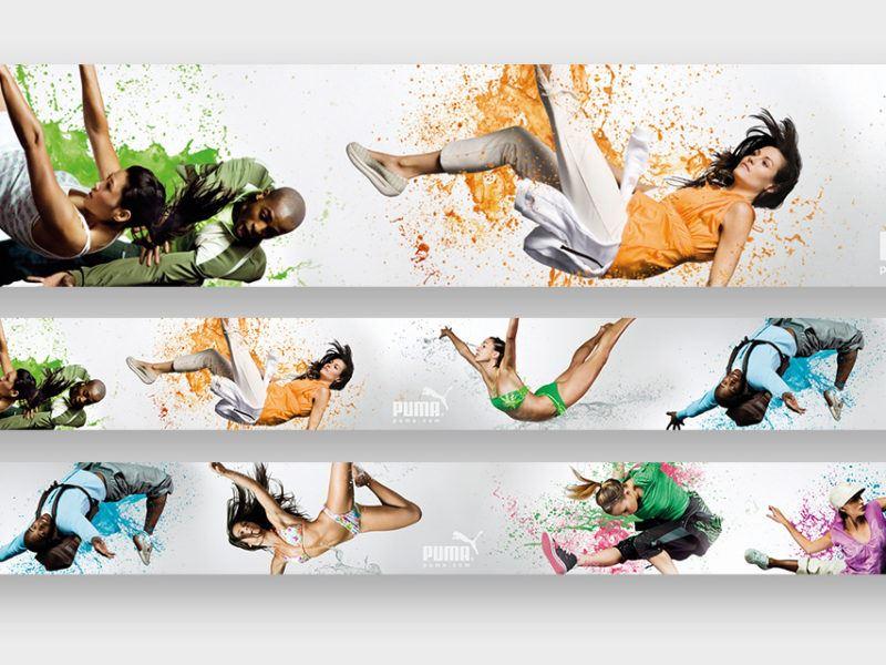 Puma puma 07 STUDIO FORM | Agencja Reklamowa Warszawa