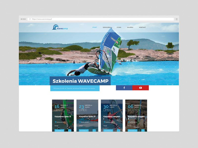 Wavecamp wavecamp 03 STUDIO FORM | Agencja Reklamowa Warszawa